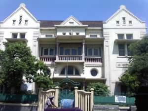 Bangunan cagar budaya rumah tinggal keluarga Oesman Nabhan