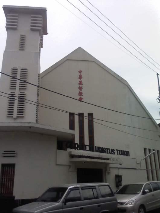 Gereja Kristus Tuhan