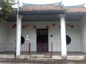 Rumah Abu Keluarga Han