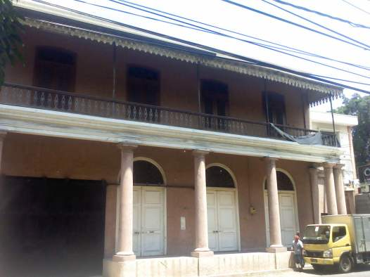 Bangunan Cagar Budaya PT Bentoel