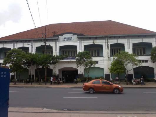 Gedung Show Room Timor