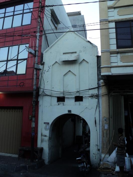 Pintu Gerbang Keraton Surabaya