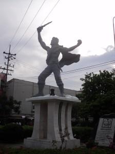 Monumen Pertempuran 10 Nov 1945