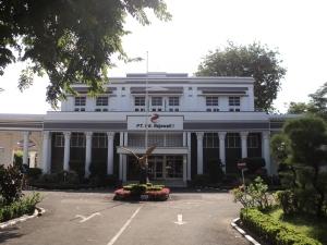 Gedung PT Pabrik Gula rajawali