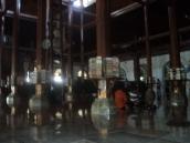 Pilar-pilar Masjid Ampel