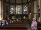 Ruang dalam gereja