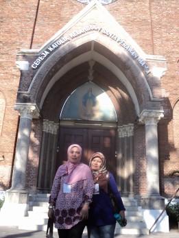 Pintu Gereja