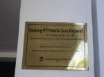Plakat PT. Pabrik Gula Rajawali
