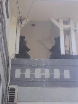 Relief Kepala Naga