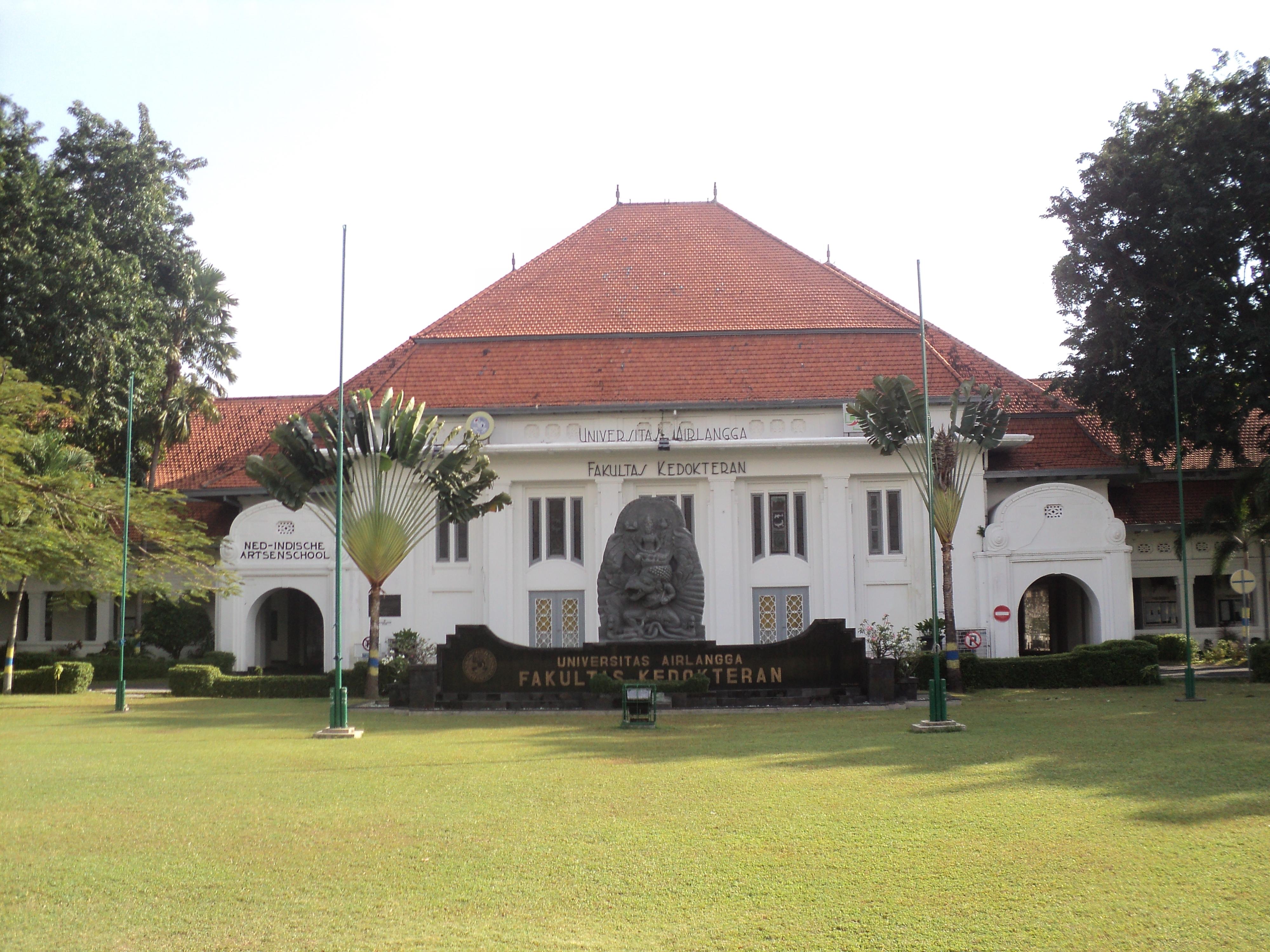 Daftar Bangunan Cagar Budaya Surabaya Timur  Pesona Cagar
