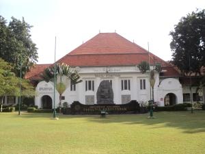 Gedung Fakultas Kedokteran Universitas Airlangga