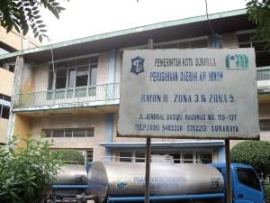Markas Badan Keselamatan Rakyat Kota Surabaya