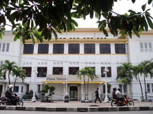 Gedung Telkom Garuda