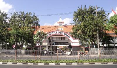Rumah sakit umum Daerah Dr. soetomo